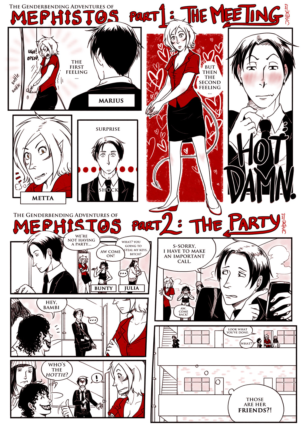 MEPHISTOS by Naniiebim Here Be Demons with Jade Sarson Page 1